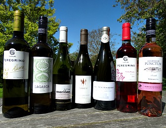 top selling White and Rosé wines.