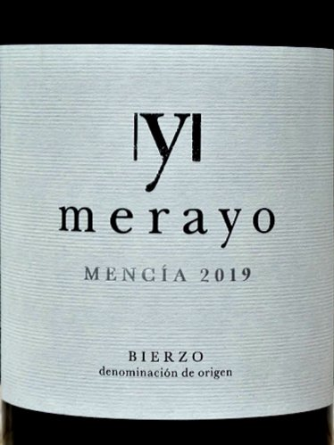Merayo Mencia 2019 is a lovely fresh and flavoursome red from Bierzo in NW Spain. Aromas of cherry fruit, hints of mushrooms and lovely dark cherry fruit flavours and a touch of spice. Described as the Pinot Noir of Spain. A delicious medium-bodied red that is worth discovering.
