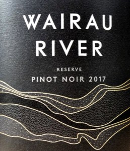 Wairau River Reserve Pinot Noir delicious, refined and elegant Pinot. Array of dark fruits entwined with savoury richness & subtle toasty oak. Top Marlborough producer. A beautifully balanced Pinot Noir at a great price.