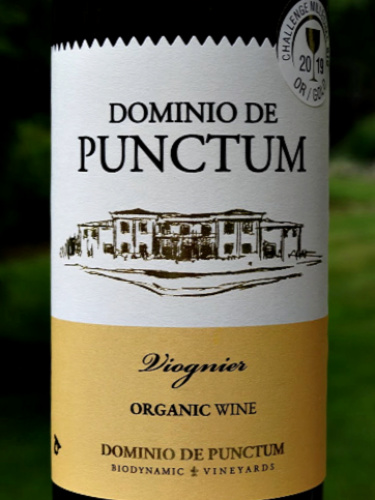 Gold Medal winning Viognier. Dominio de Punctum organic and biodynamic Viognier is a stunning white wine. Exotic peach, apricot aromas. Intense full, complex flavours, very long. Classic Viognier at a bargain price.