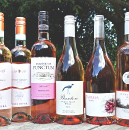 All in the Pink is a brilliant Case Offer of blush Rosés from Spain, England, Italy and South Africa. Perfect for the summer and BBQs.