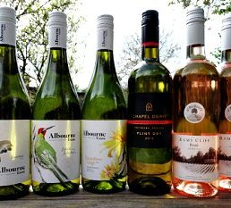 English Wine selection in this great value Case Offer! 3 award-winning white wines from Albourne Estate West Sussex, the ever popular Chapel Down Flint Dry white and two stunning Pinot Noir blend Rosés. Case comes complete with Tasting Notes. Support #EnglishWineWeek