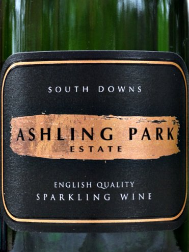 Ashling Park Classic Cuvée NV, Trophy winning delicious English Sparkling wine from West Sussex. Made by talented wine maker Dermot Sugrue. Rich, fresh and biscuity. Very Champagne like; competitive price from Bush Vines