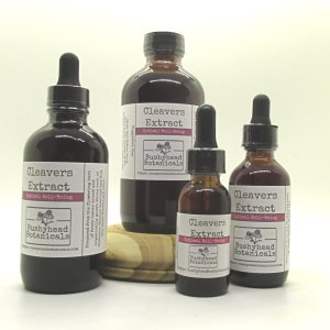 cleavers extract four sizes