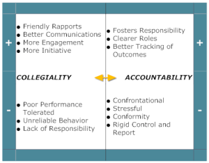 Collegiality and Accountability