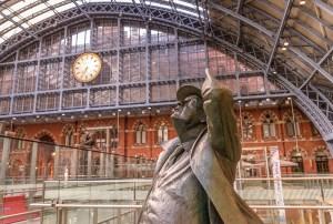 Destination des entrepreneurs et étudiants: Londres