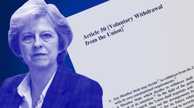 Brexit: May filtre les questions des journalistes!