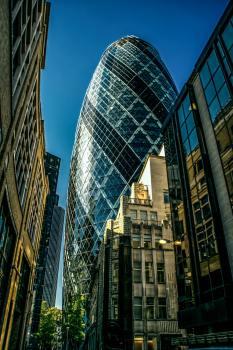 La City de Londres après le Brexit