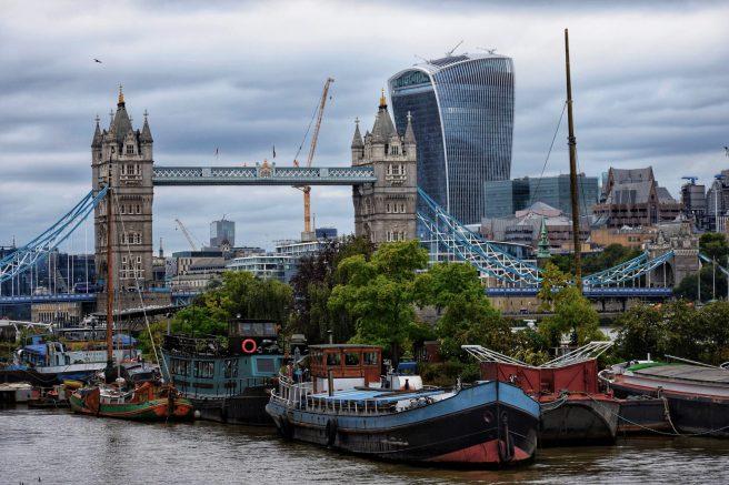 Capitale de la Fintech : Londres, leader mondial