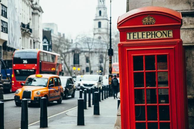 Société anglaise Londres
