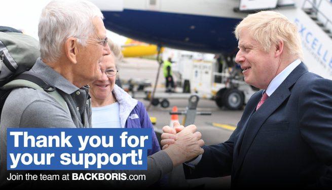 Pourquoi le Brexit va réussir avec Boris Johnson