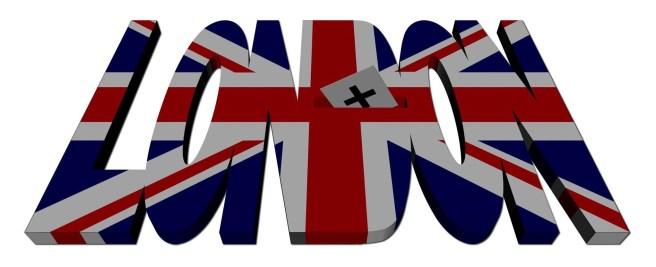 Visa pour Angleterre - 2019