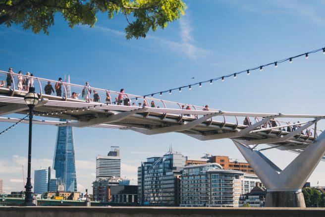 créer sa société à Londres