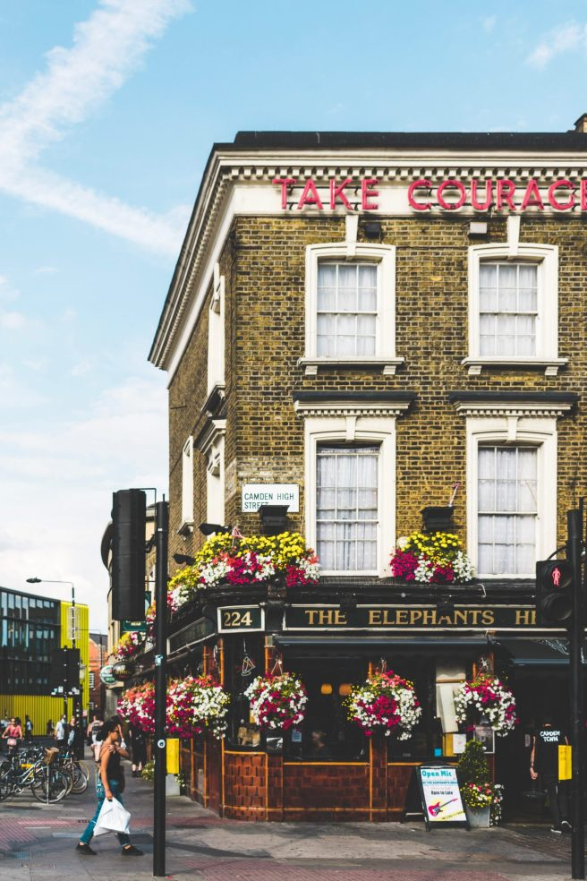 Agence Expatriation Londres
