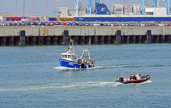Brexit et pêche : UK 1 - UE 0