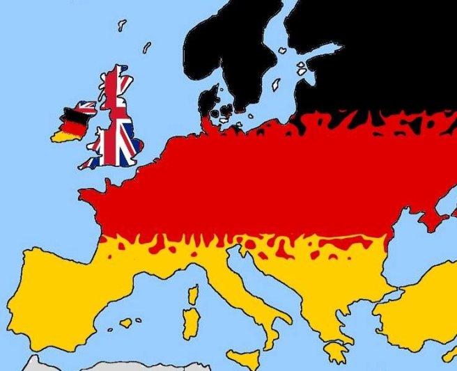 Grande Bretagne, Union européenne,