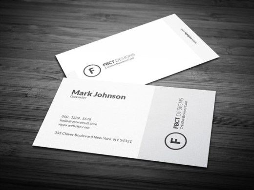 Simple-Minimal-Monochrome-Business-Card-Template-580x435