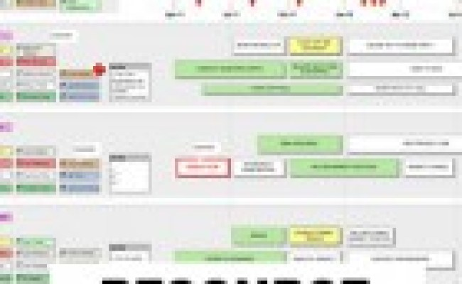 Resource Plan Define Your Project Workstreams Download