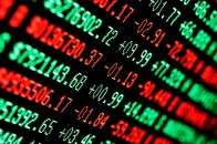 Stock Market Screen_000005720299XSmall