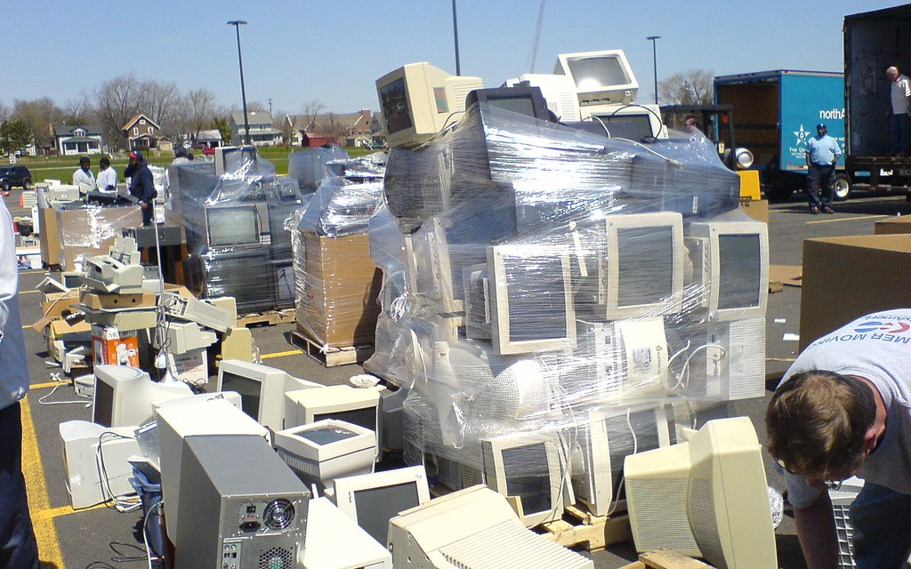 What Can You Do With Electronic Waste?