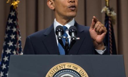 Obama Presses for Shareholder Reforms