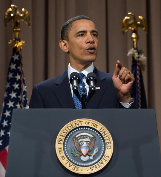 Obama Presses for Shareholder Reforms