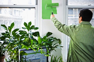 "10 Simple Things You Can Do To ""Green"" Your Office"