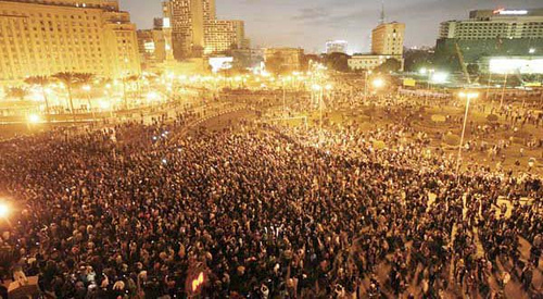 The Role of Multinationals in Egypt's Communication Shutdown