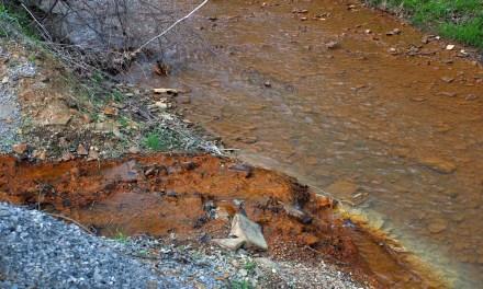 Mining's Impact on Water Polliution