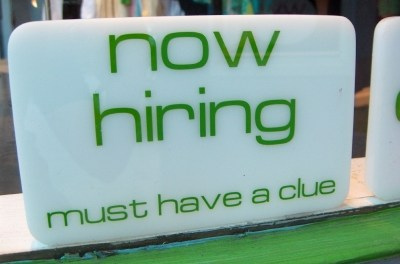 """Where to Find a """"Green"""" Job"""