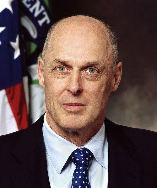 Crony Capitalism? Hank Paulson's Extraordinary Meeting