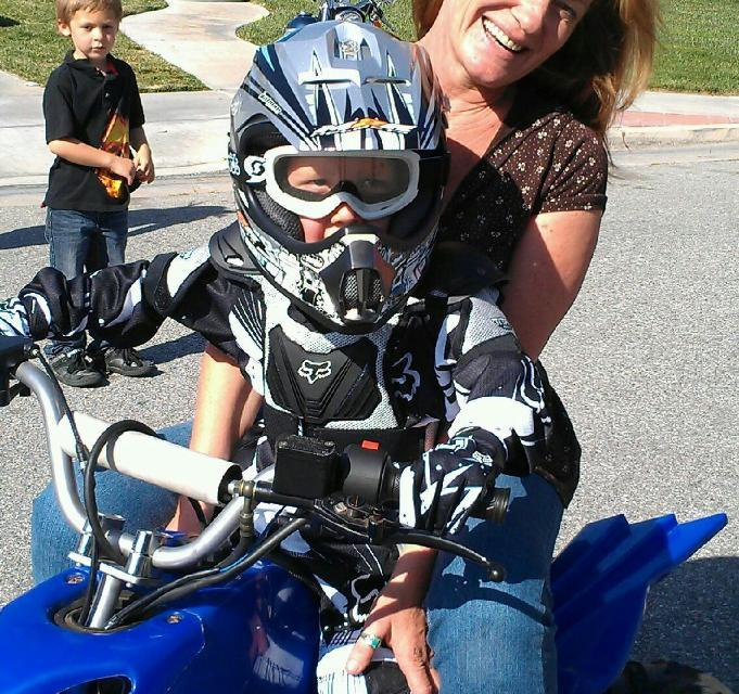 Booming Sales of Novelty Helmets Boost Toll of Motorcycle Deaths
