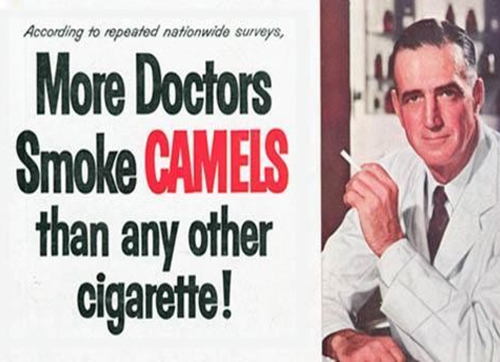 tobacco industry cover up