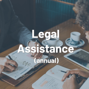 Legal Assistance – Level 3 (Annual)