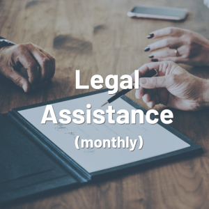 Legal Assistance – Level 1 (Monthly)