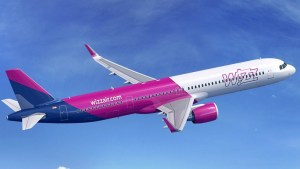 Wizz Air is the greenest airline in Europe