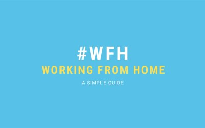 Working from home – a simple guide