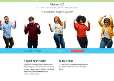Membership Website – Wellness EQ