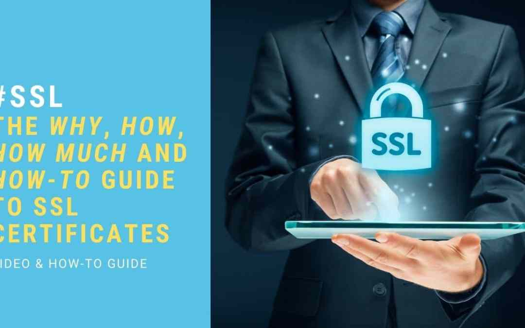 Do I need an SSL Certificate for my website – SSL benefits for SEO