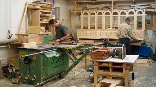 موضوعات چوب چوب در گاراژ