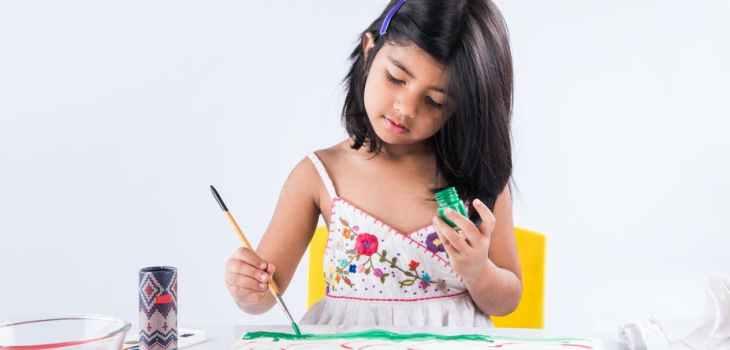 fine arts training license in UAE