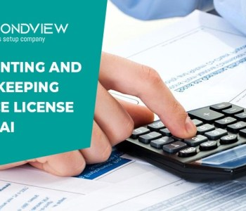 Accounting and Bookkeeping Service license in Dubai