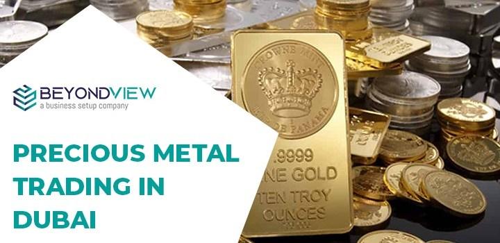 precious metal trading
