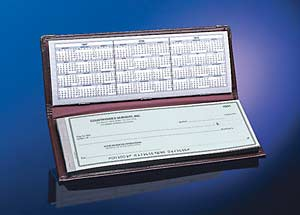 The Partner Checkbook Covers  Checks Unlimited Business