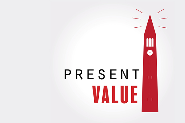 present value creating a