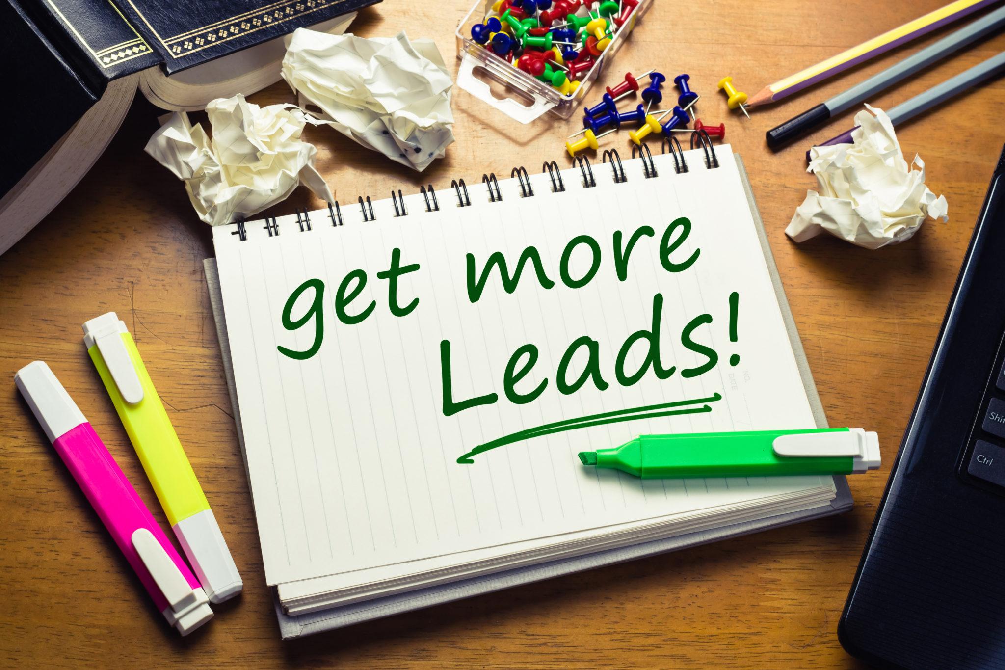 5 conseils pour booster vos leads