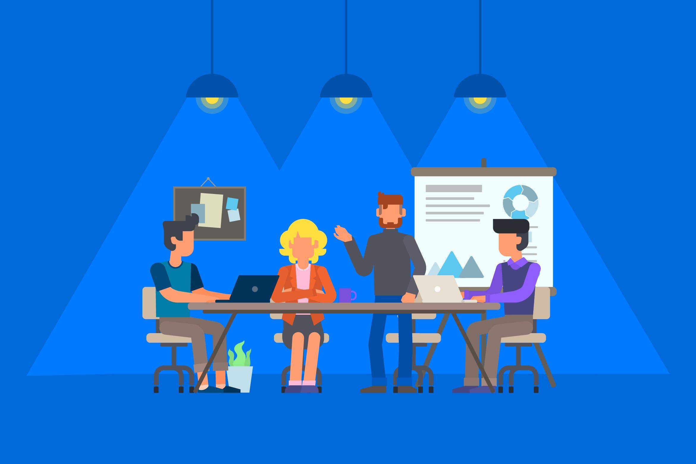 Quelles sont les étapes de la collaboration ?