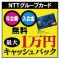 15NTTグループカード