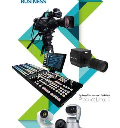 system camera and switcher product lineup catalog pdf march 2019  [ 889 x 1241 Pixel ]