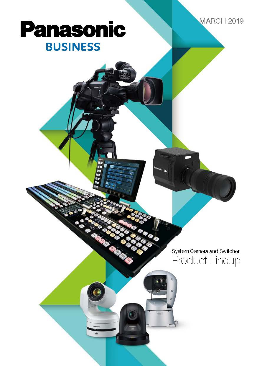 hight resolution of system camera and switcher product lineup catalog pdf march 2019